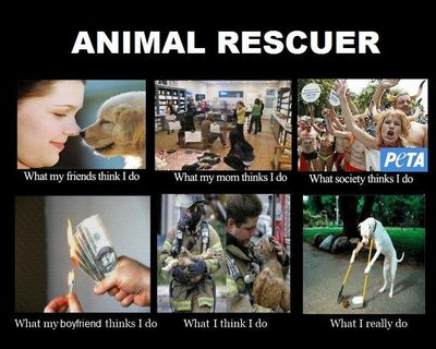 rescue people think