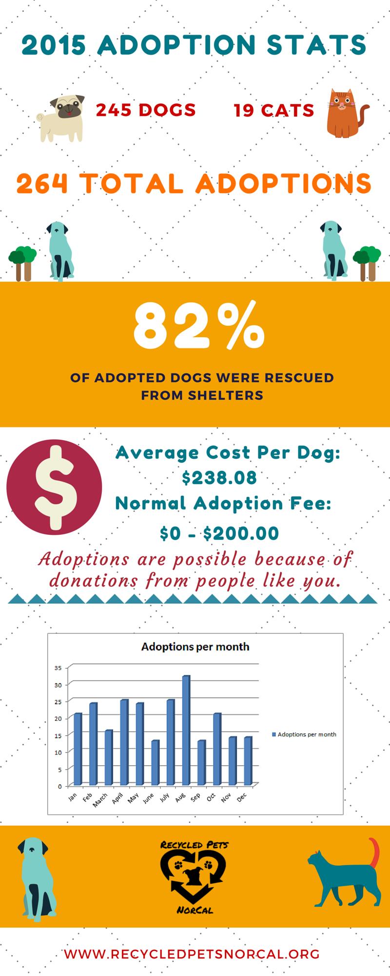 2015 Adoption Stats